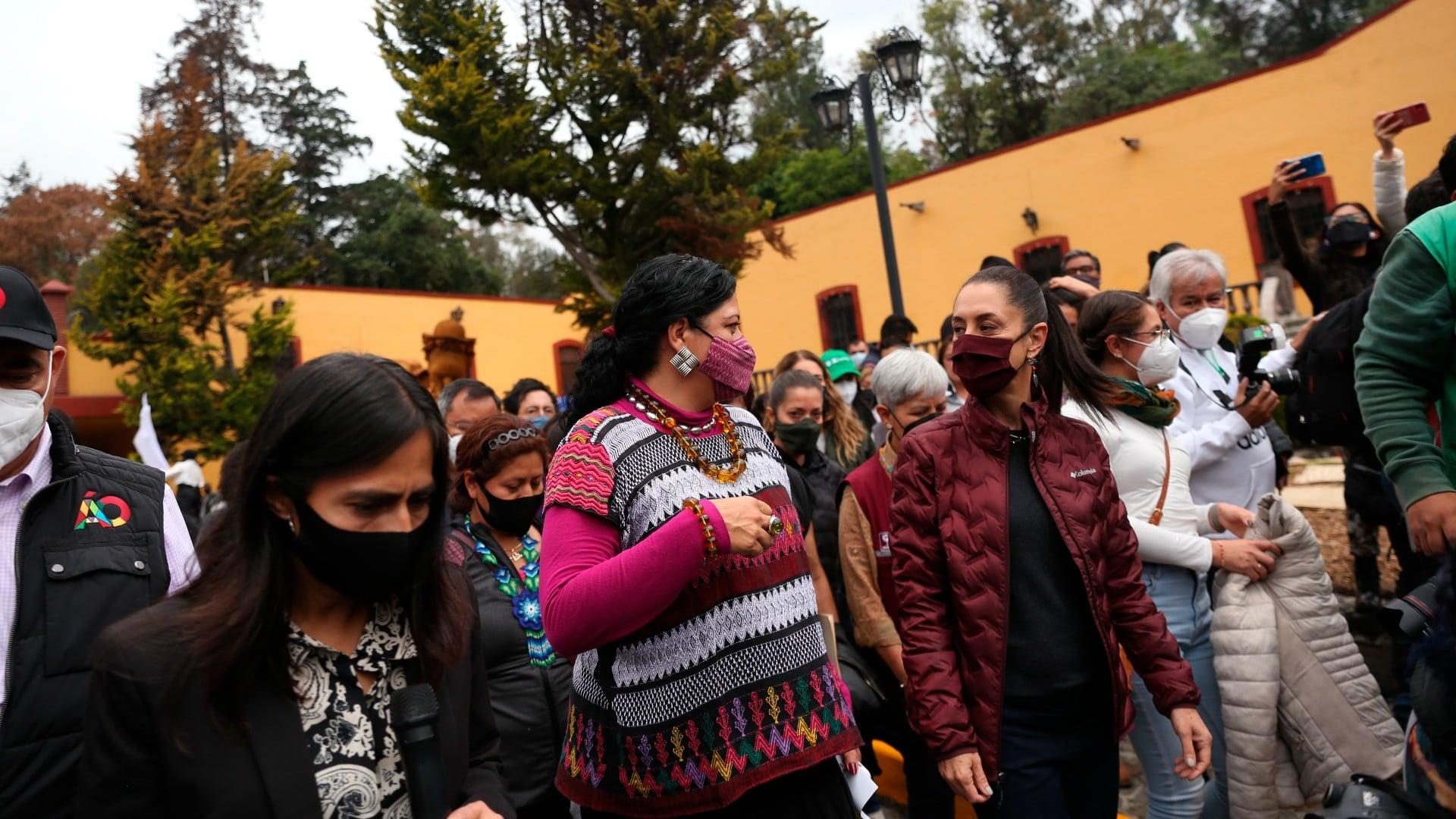 Inauguran la cuarta sección del Bosque de Chapultepec