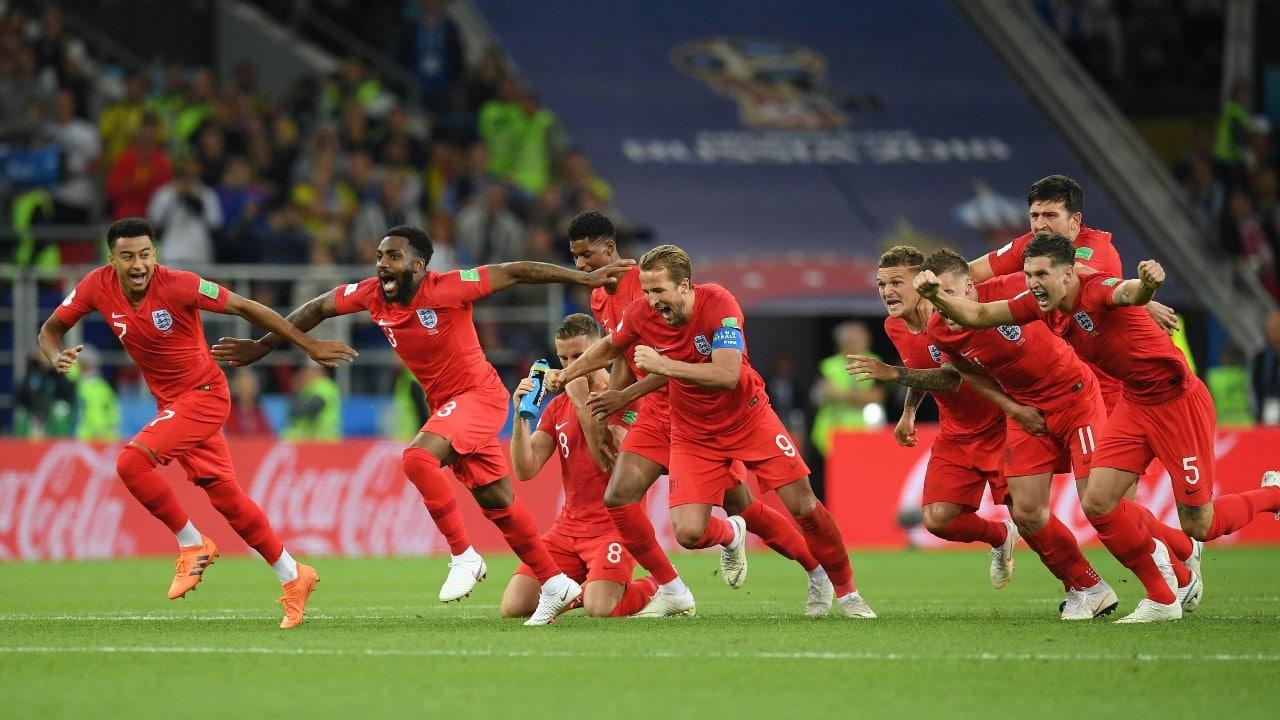 Inglaterra jugará su primera final en una Eurocopa tras ganar contra Dinamarca