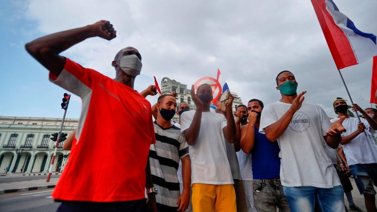 Internet se restablece en Cuba tras protestas contra el Gobierno