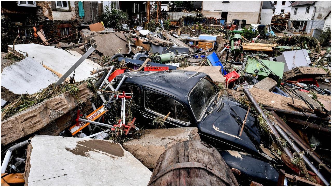 Devastadoras inundaciones dejan más de 50 muertos en Alemania
