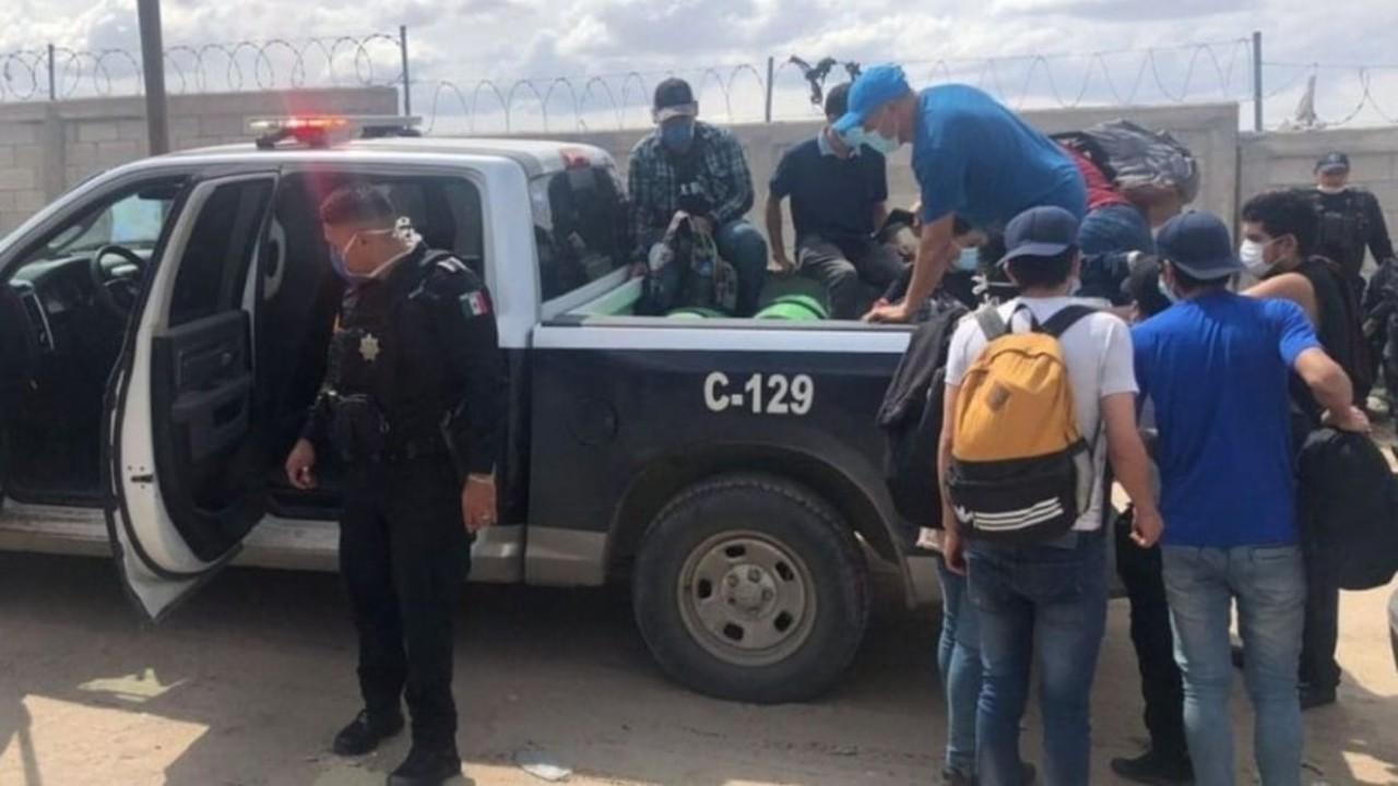Liberan a migrantes en vivienda de Ciudad Juárez, Chihuahua