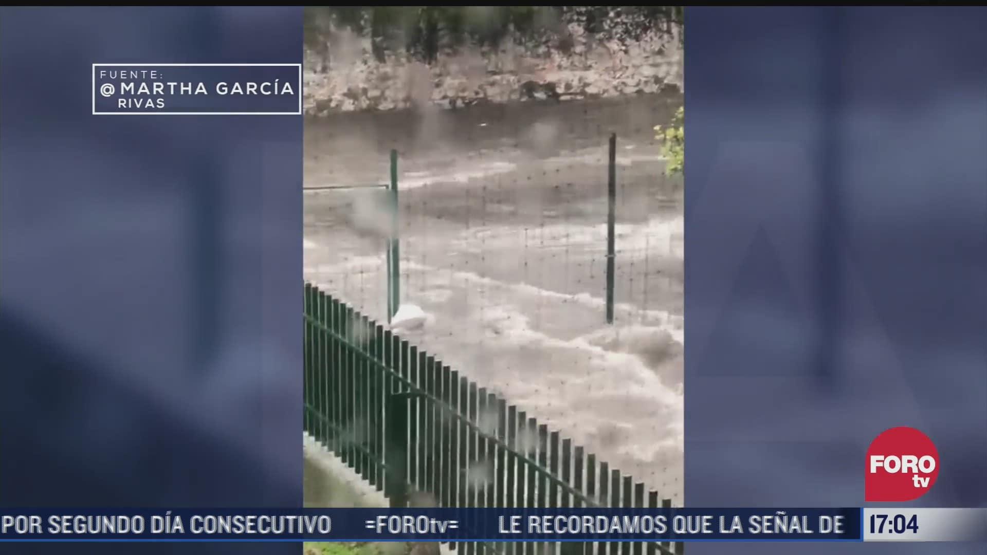 lluvias dejan severas afectaciones en guadalajara jalisco