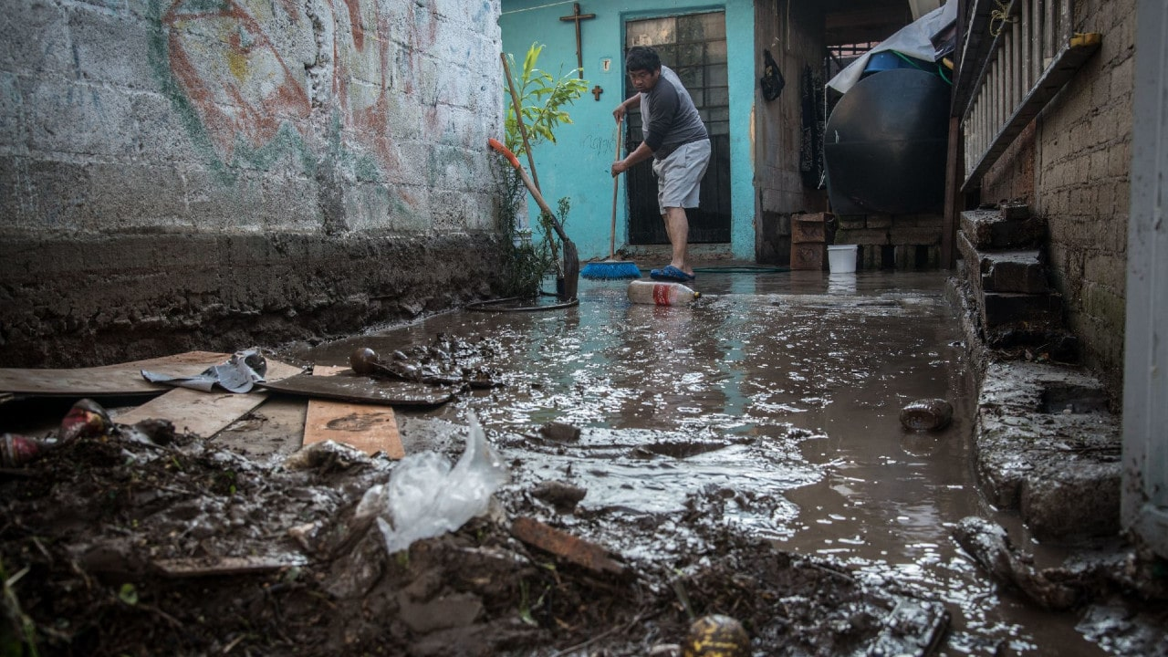 inundaciones, lluvias, granizo, Edomex, CDMX