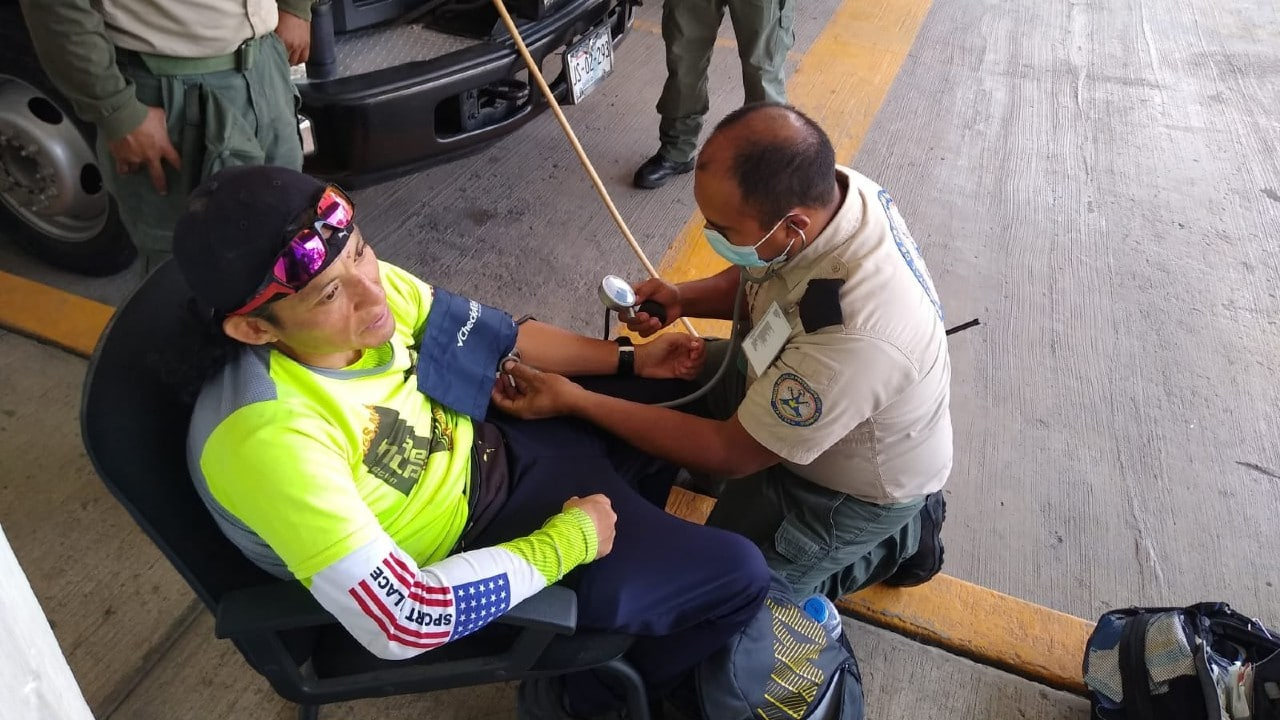 Localizan persona extraviada en el Parque Nevado de Colima