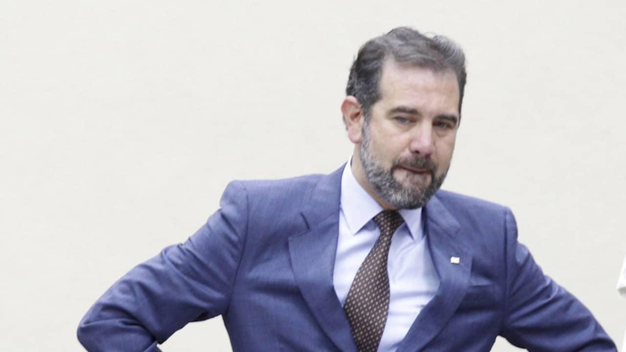 El presidente del INE, Lorenzo Córdova (Cuartoscuro, archivo)