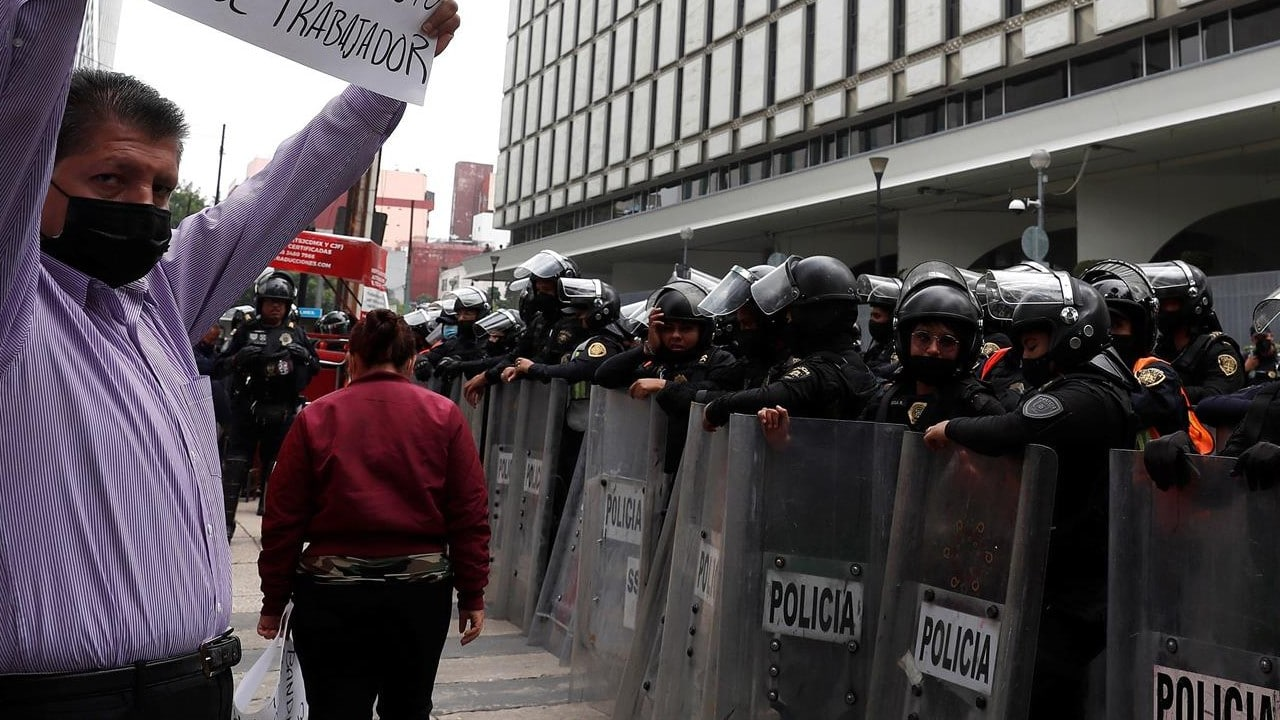 manifestacion reforma