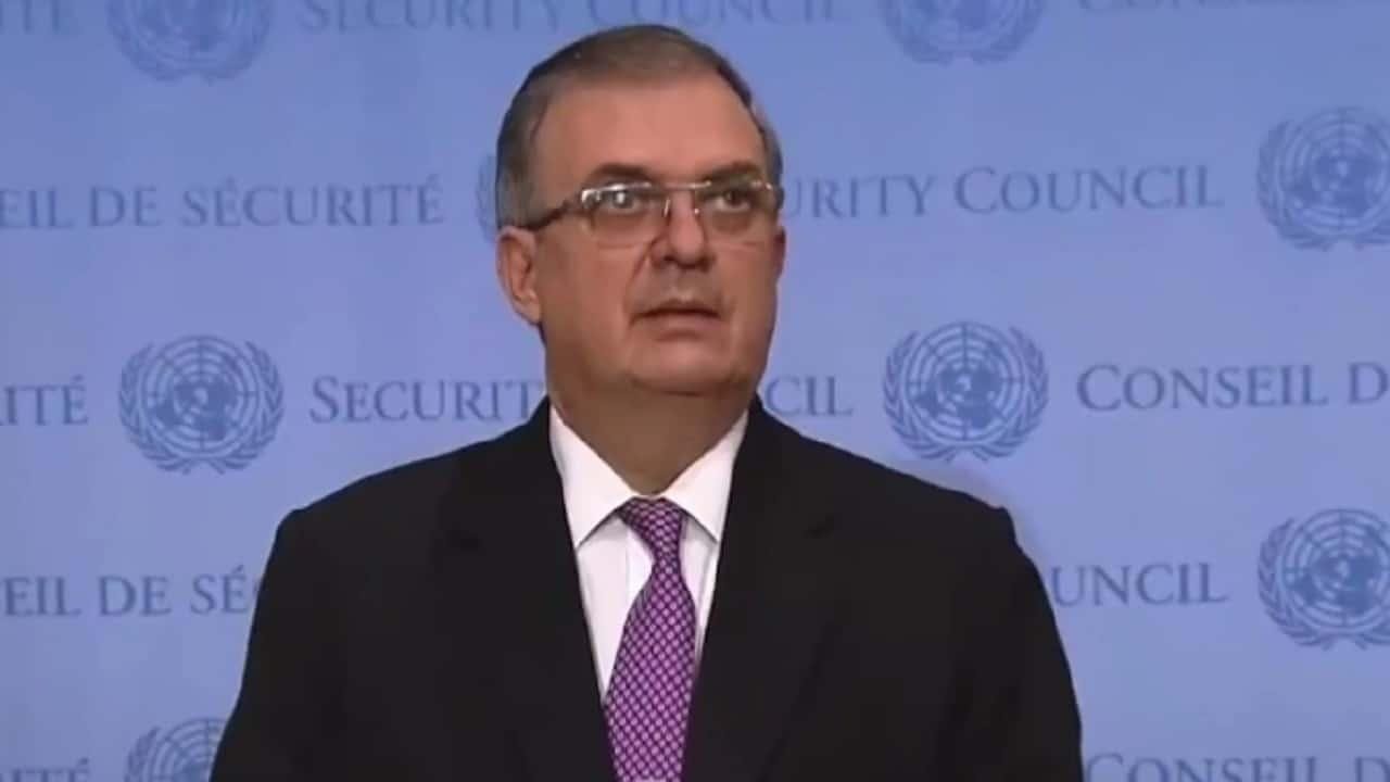 México denuncia ante la ONU embargo de EEUU a Cuba