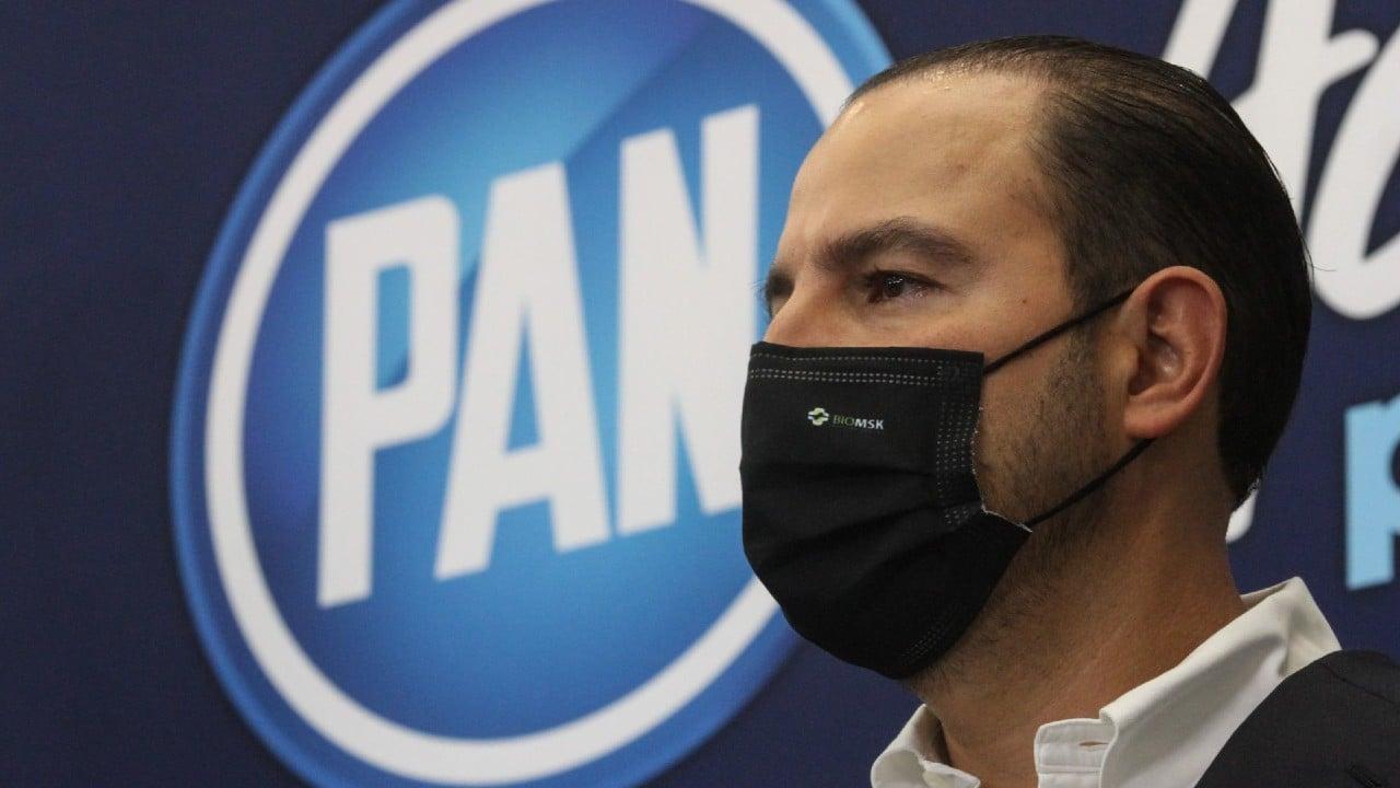 Marko Cortés asegura que no hay riesgo de que el PAN pierda su registro