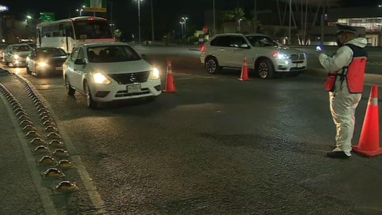 Más de 500 automovilistas fuera de circulación por manejar en estado de ebriedad en San Nicolás