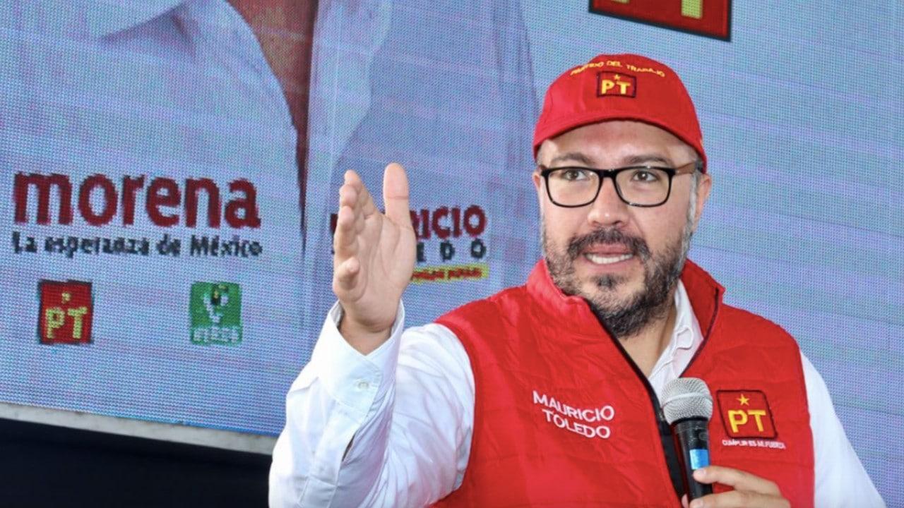 Sección Instructora de Cámara de Diputados vota a favor de retirar fuero a Mauricio Toledo