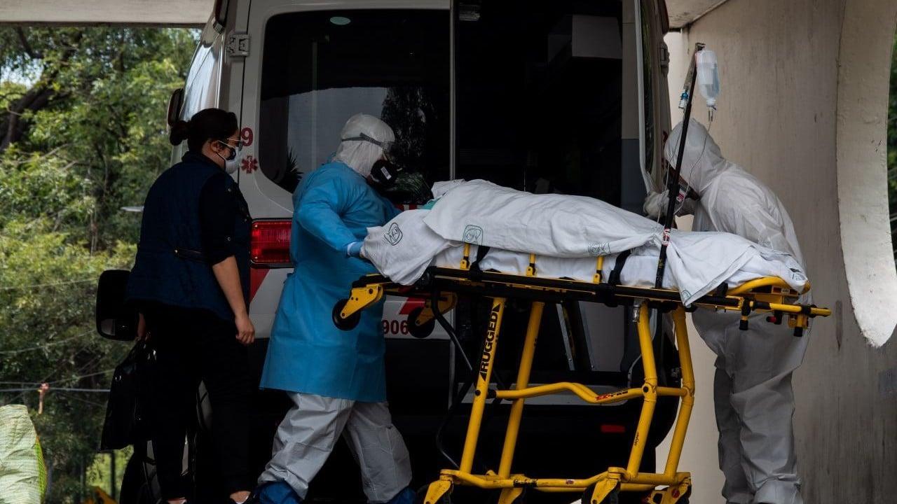 México reporta 4 mil 439 nuevos casos de COVID-19 y 91 muertes