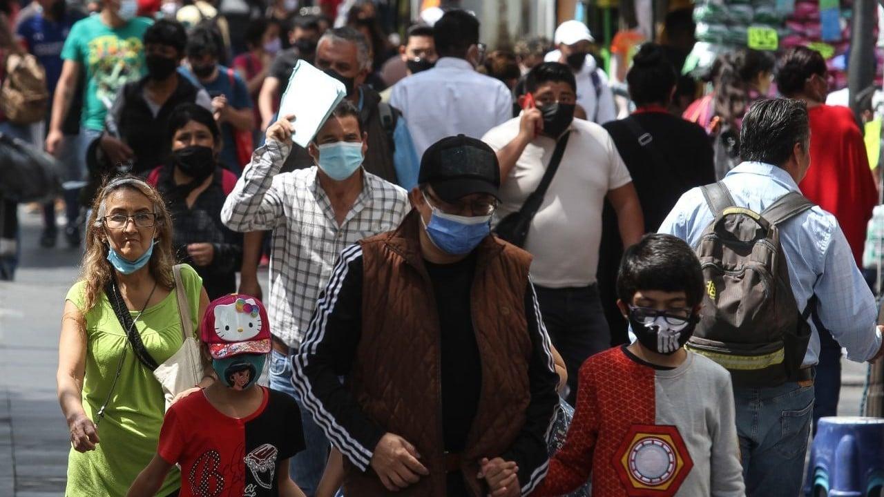 México reporta, en las últimas 24 horas, la cifra más alta de casos de COVID-19 desde febrero