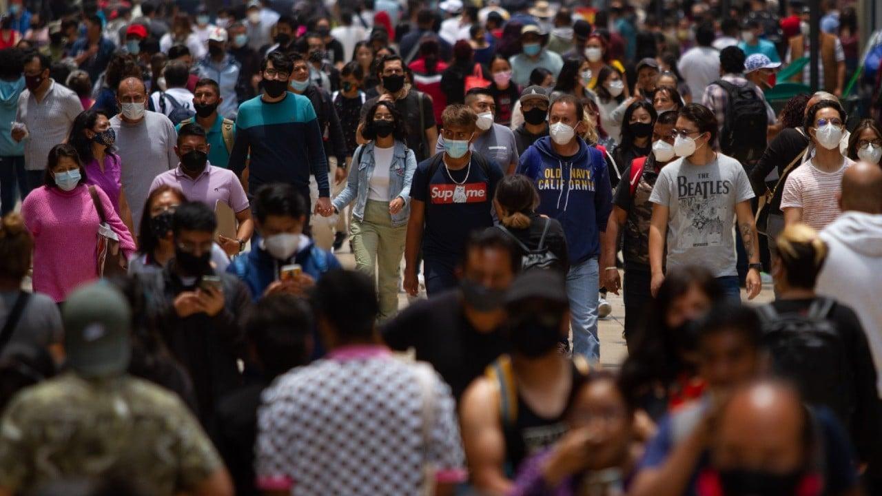 México suma 12 mil 631 nuevos contagios de COVID-19