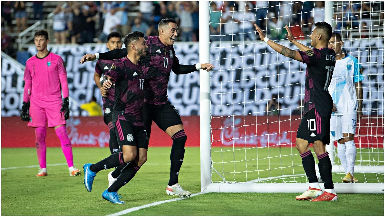 México vs El Salvador: Horario y donde ver en vivo Copa Oro 2021