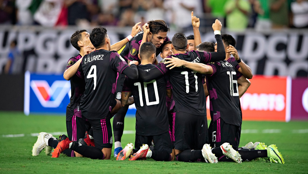 México vs Estados Unidos: horario de la final de la Copa Oro 2021