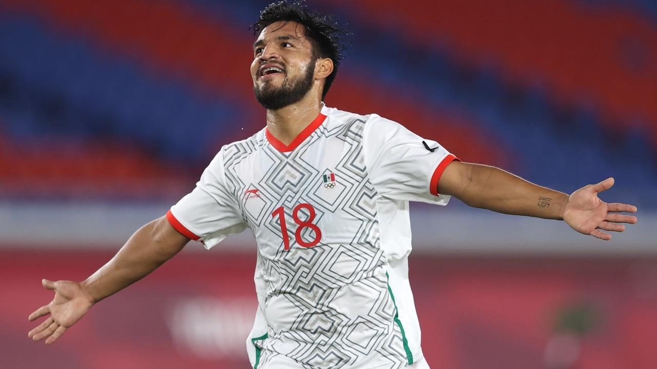 México pasa a semifinal tras vencer a Corea del Sur 6-3 en Tokyo 2020