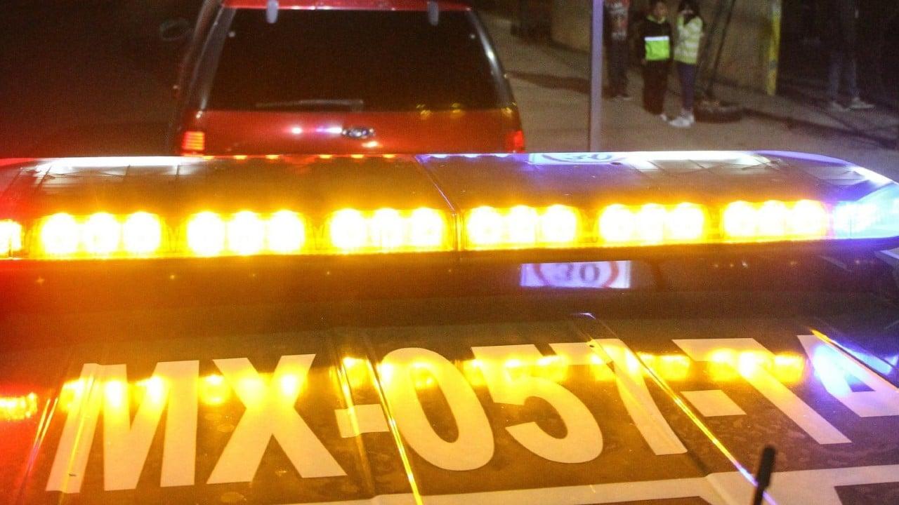 Muere hombre atropellado en la alcaldía Azcapotzalco