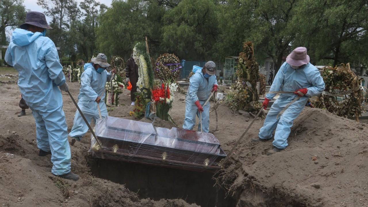 México, primer lugar en orfandad a causa del COVID-19 – Noticieros Televisa