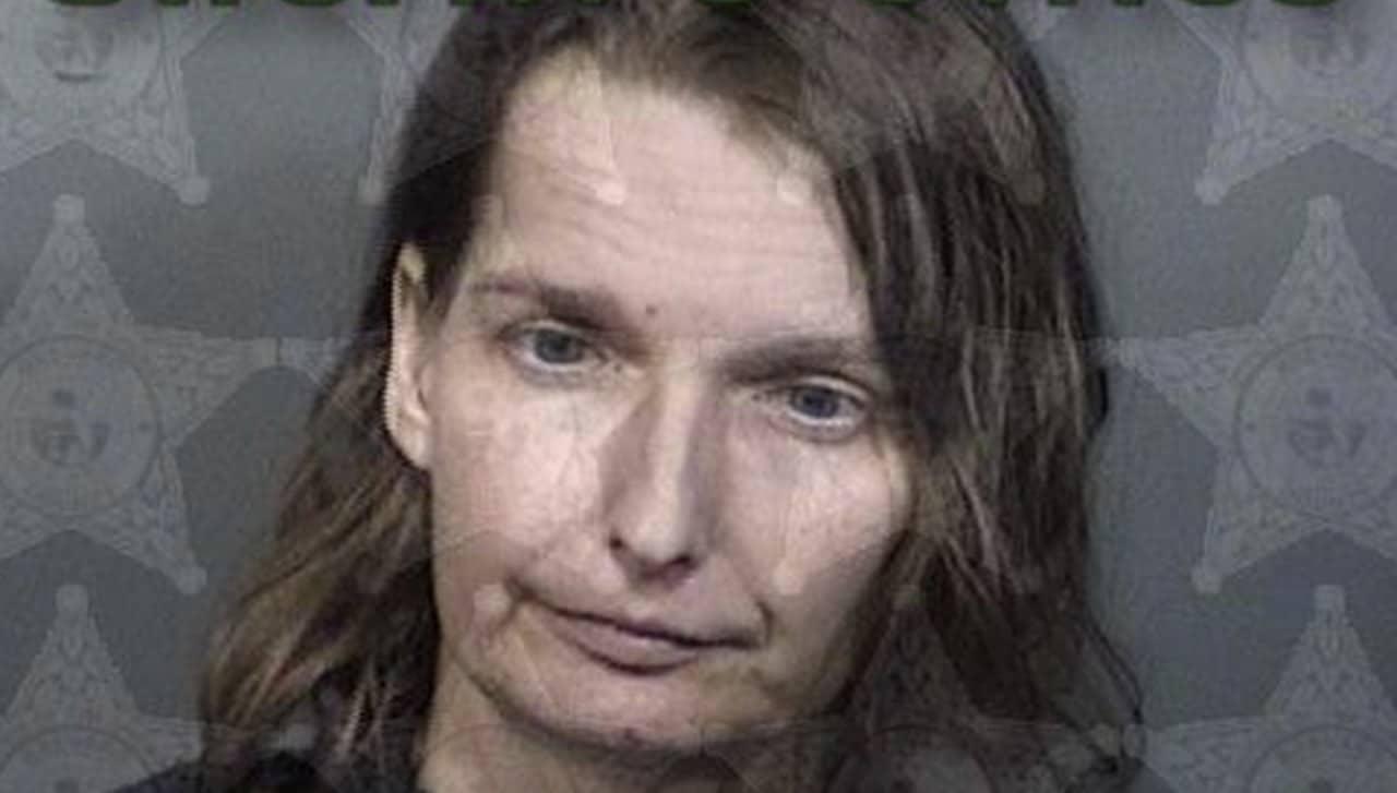 Mujer Enjaulada Niña Autismo Foto