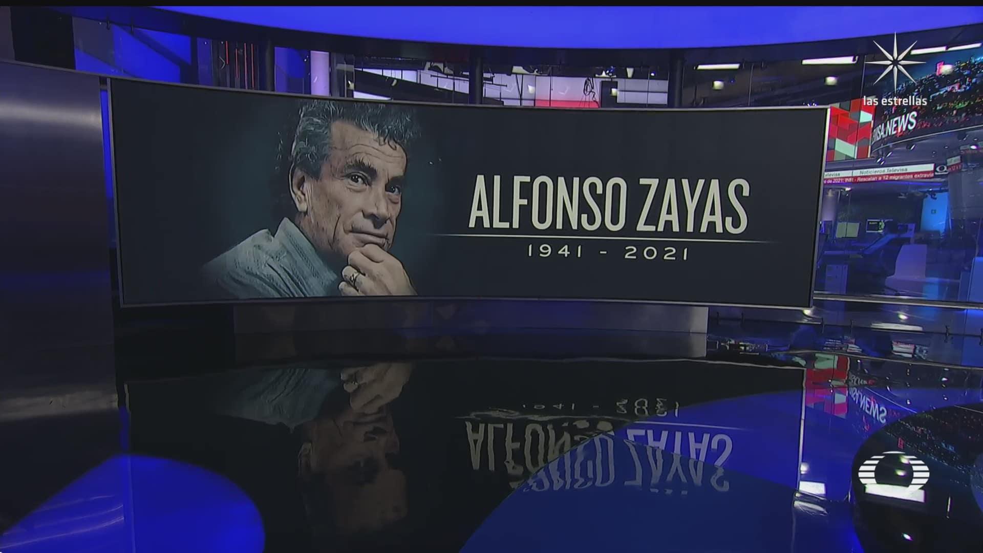 murio el actor mexicano alfonso zayas