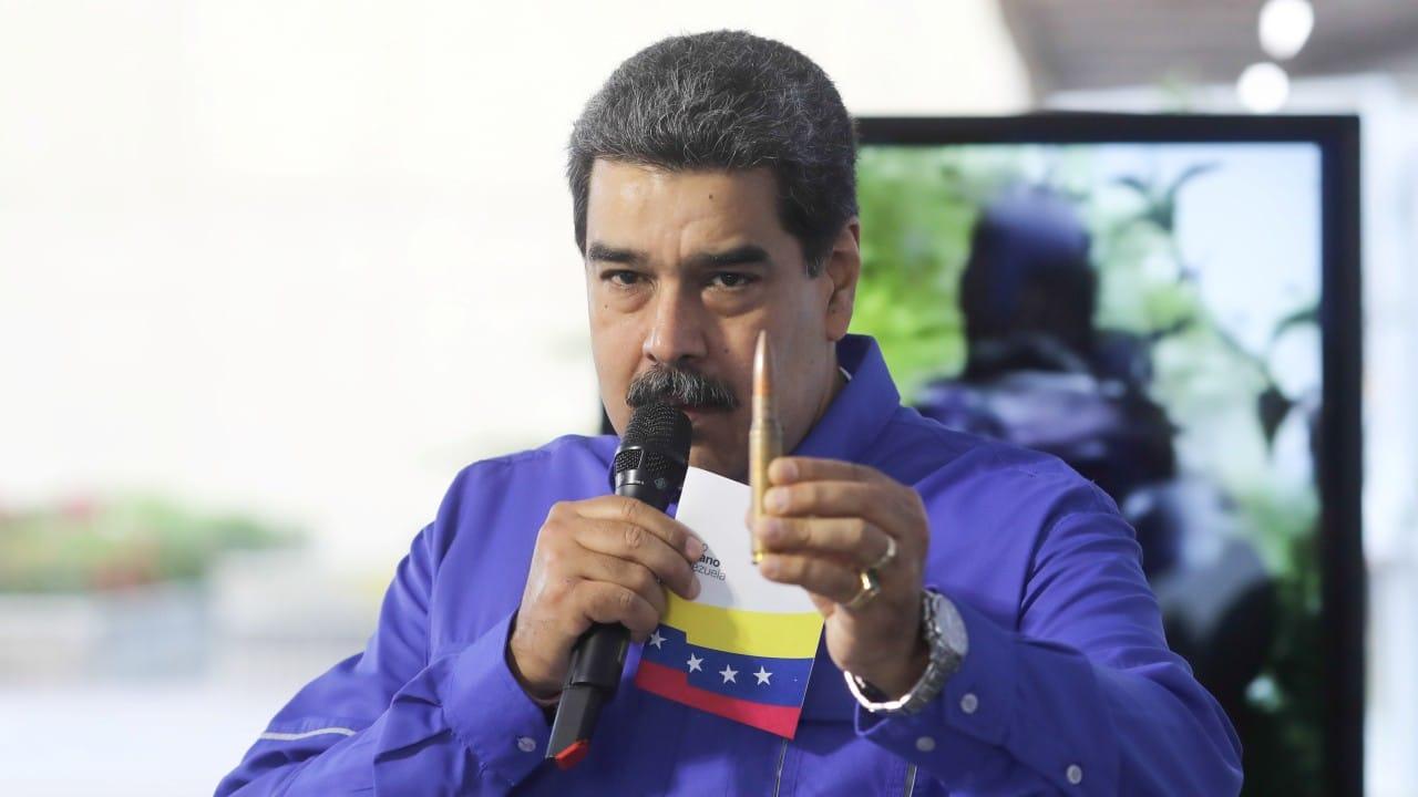 Maduro ofrece apoyo al gobierno de Cuba tras protestas