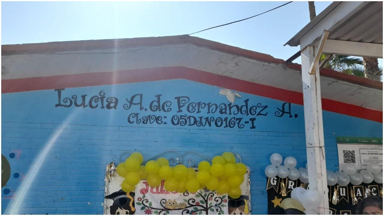 Niño con síndrome de Down sufre discriminación en kínder de Matamoros, Coahuila