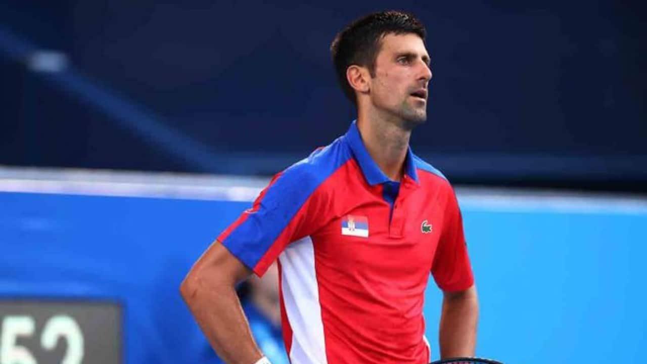 Novak Djokovic se va sin medallas de los Juegos Olímpicos de Tokyo 2020