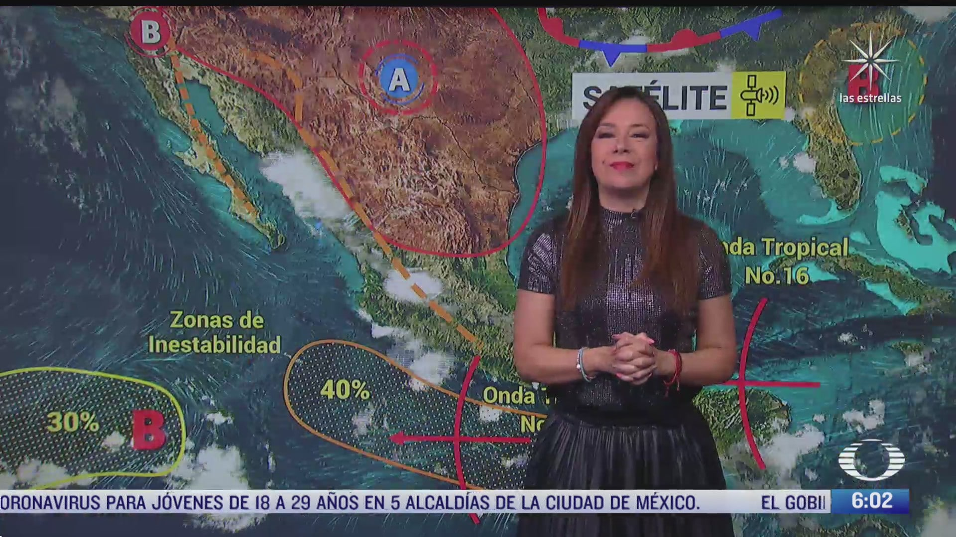 onda tropical 15 provocara lluvias fuertes en mexico