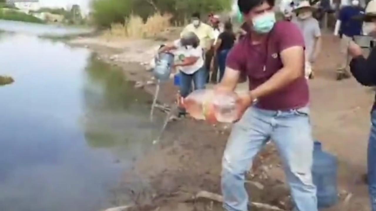 Organizan el 'Galotón' para salvar la Laguna de la Sauceda, en Hermosillo