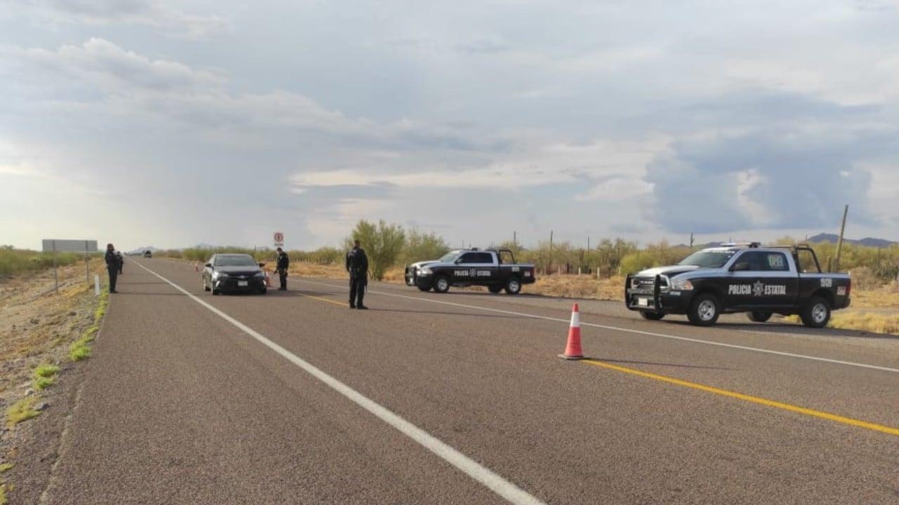 Padre buscó a sus hijos durante tres días, los halló muertos en Sonora