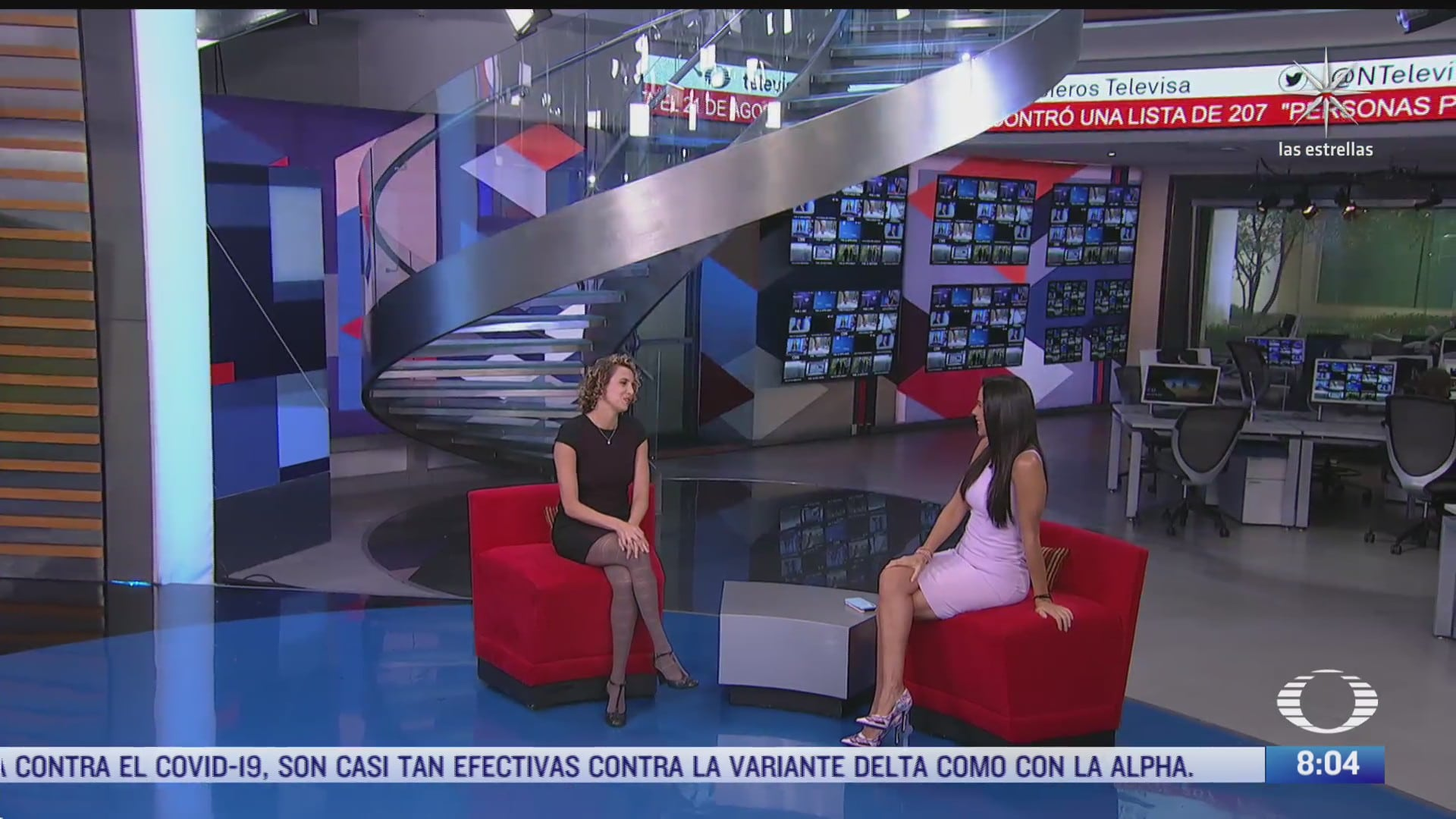 paola rojas entrevista a alejandra pastrana sobre la campana ponte tu capa