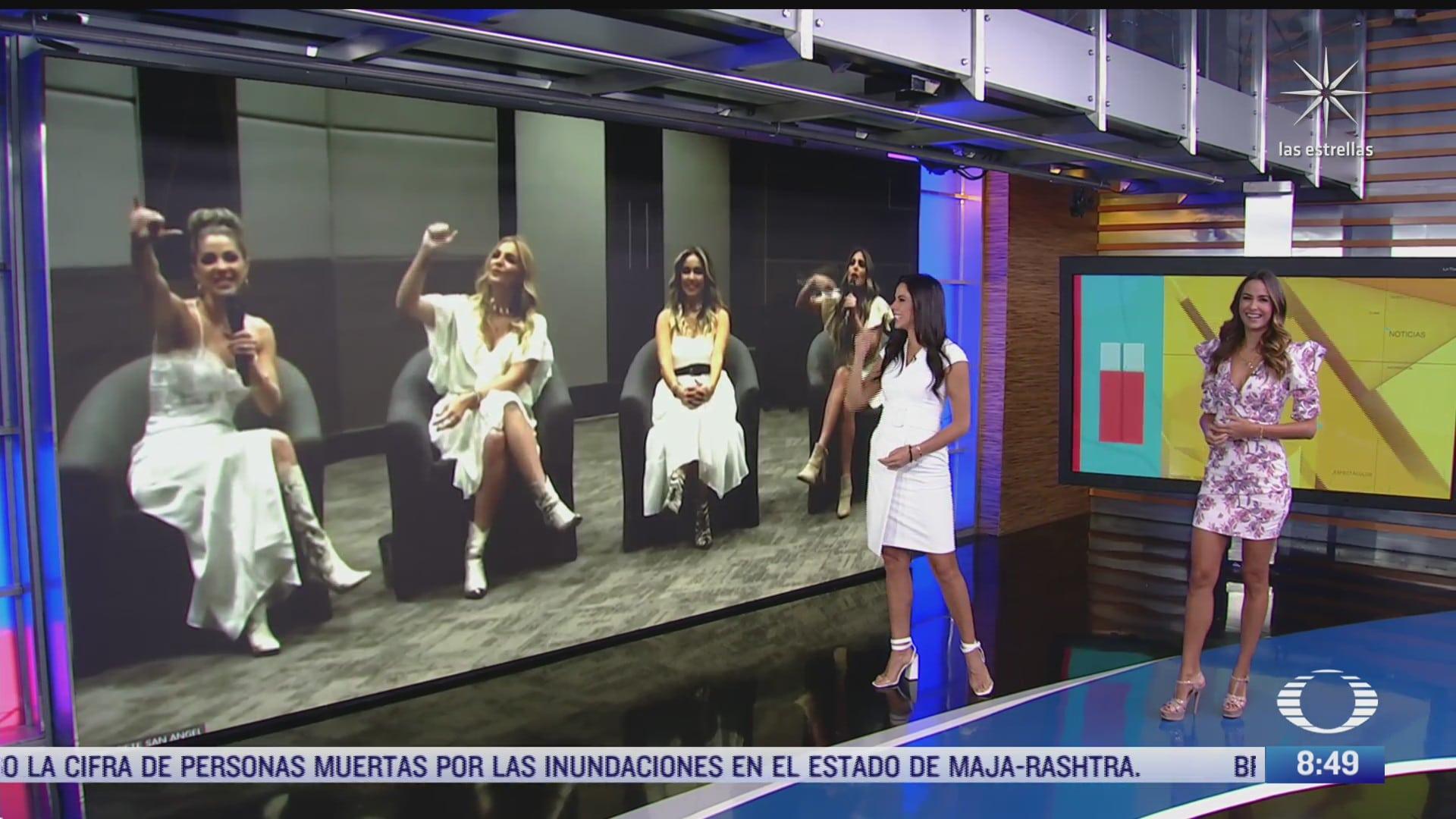 paola rojas entrevista a integrantes del grupo jns