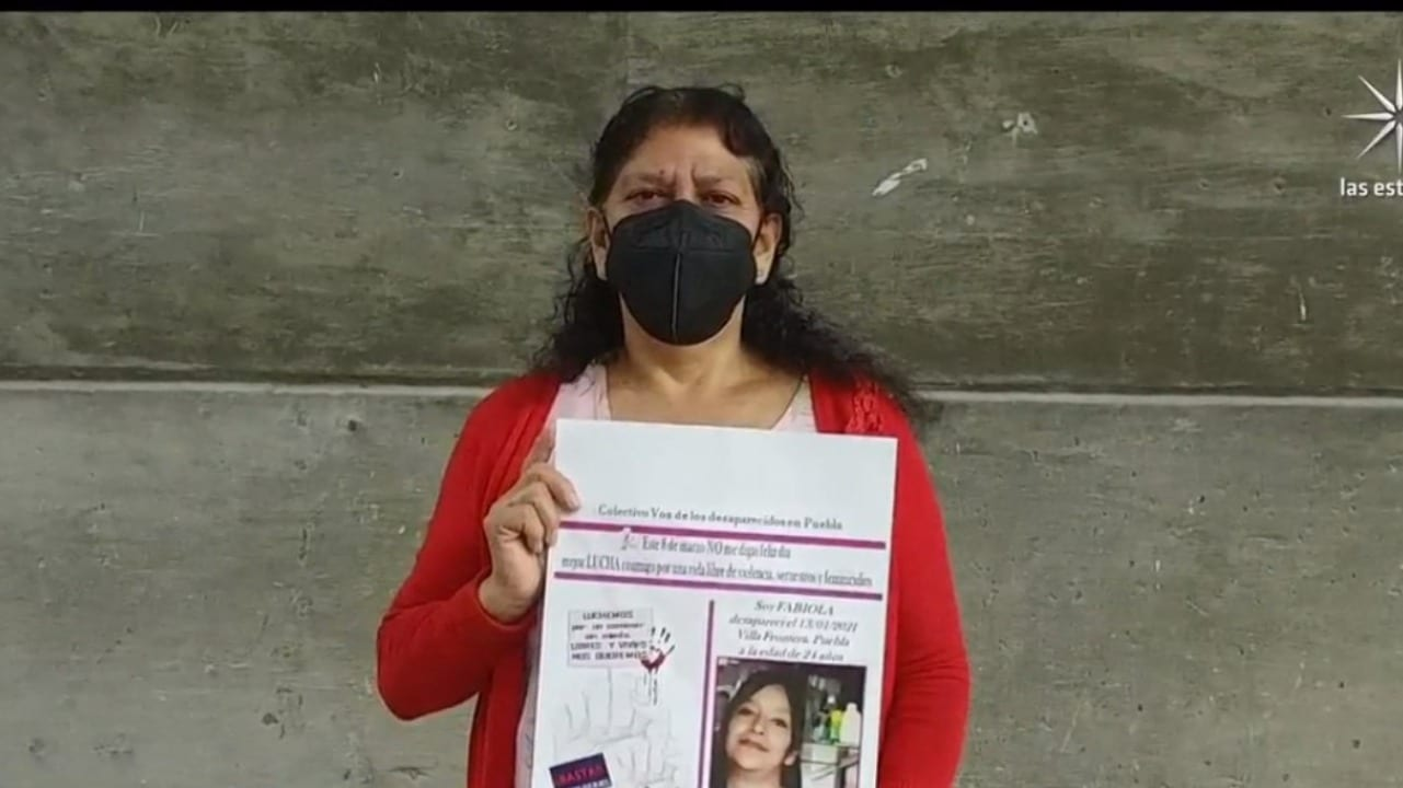 Puebla, tercer municipio en México con mayor cifra de desapariciones de mujeres