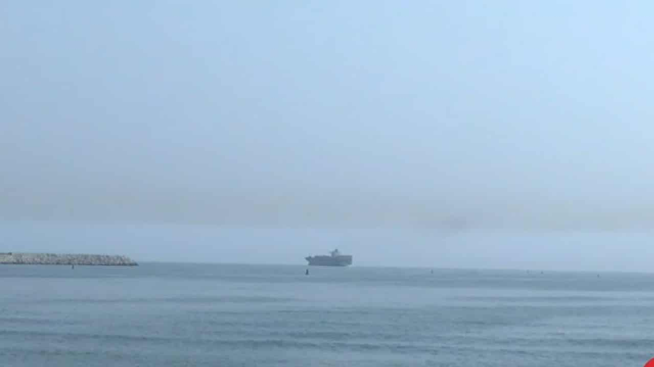 Nube de polvo del Sahara llegará a Veracruz