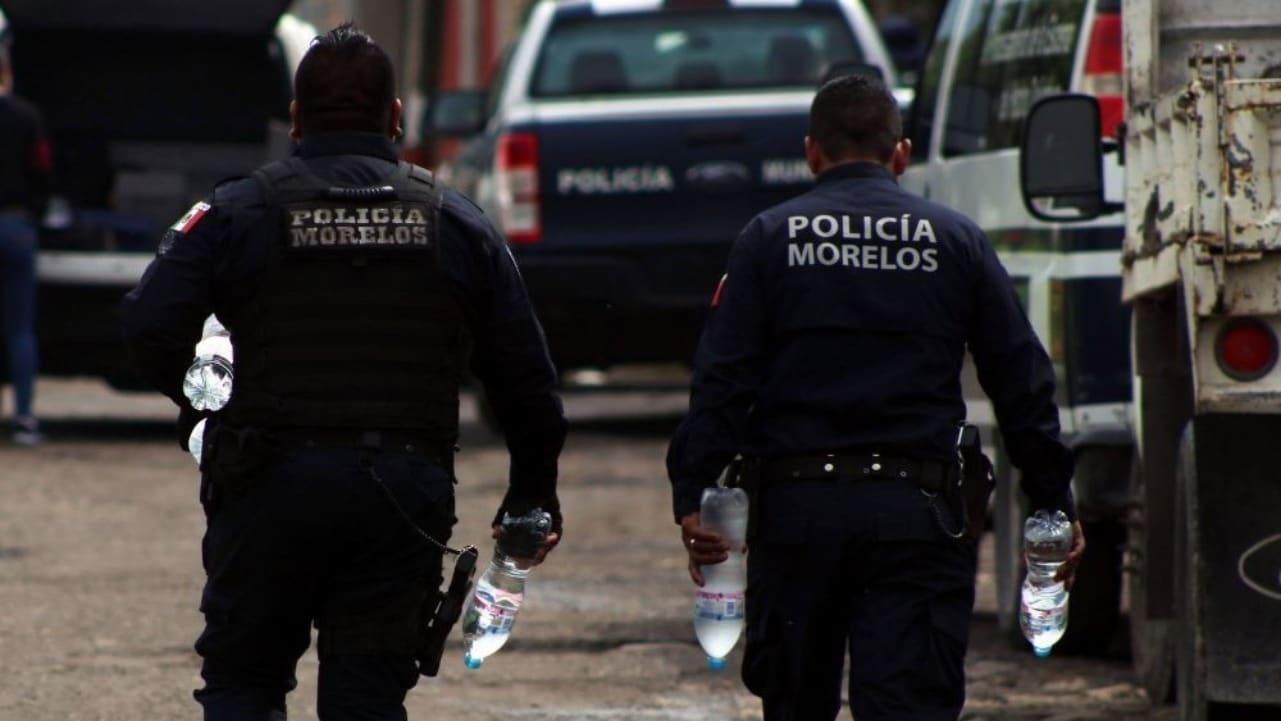 Hieren de bala a policía en Yautepec, Morelos; sus agresores huyeron