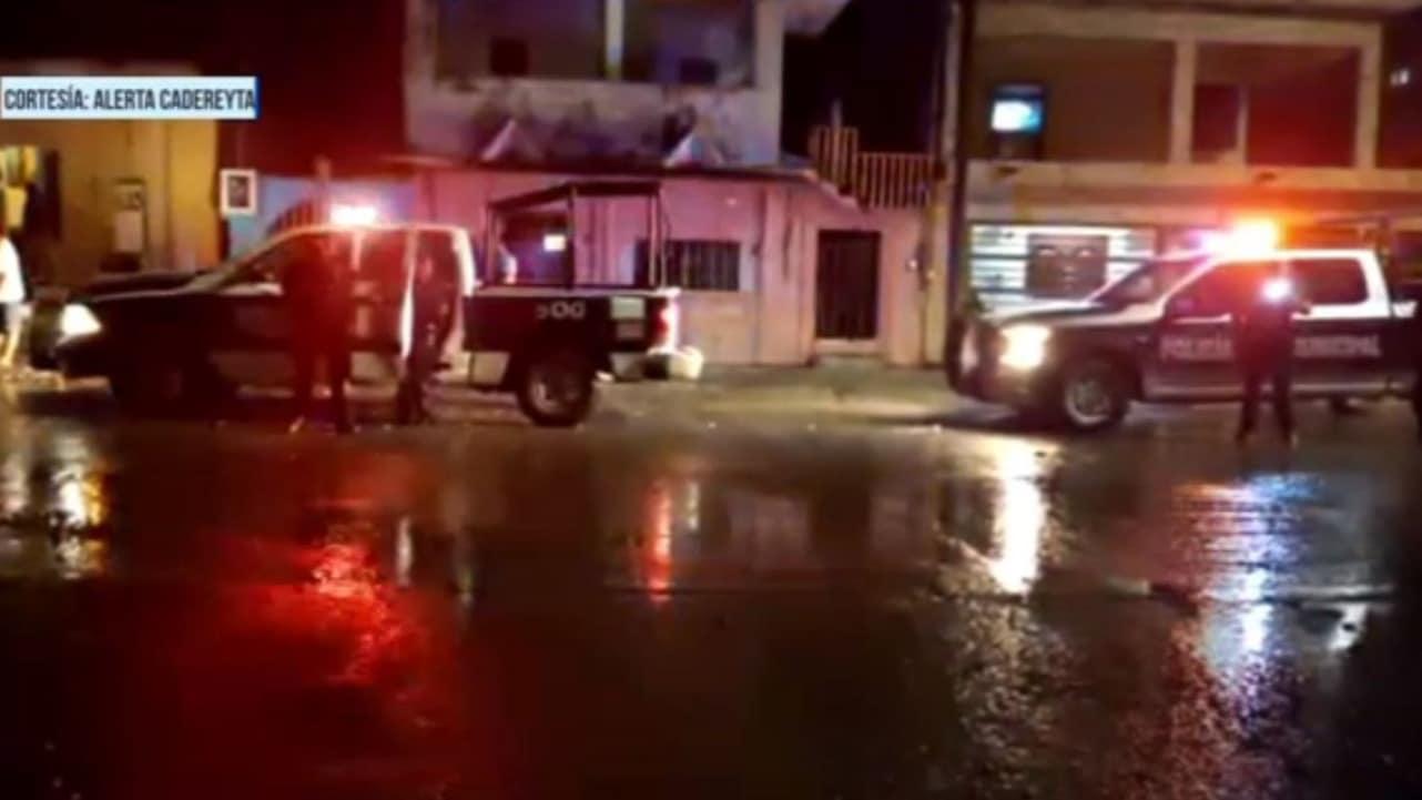 Persecución y balacera en Cadereyta, Nuevo León, deja un herido