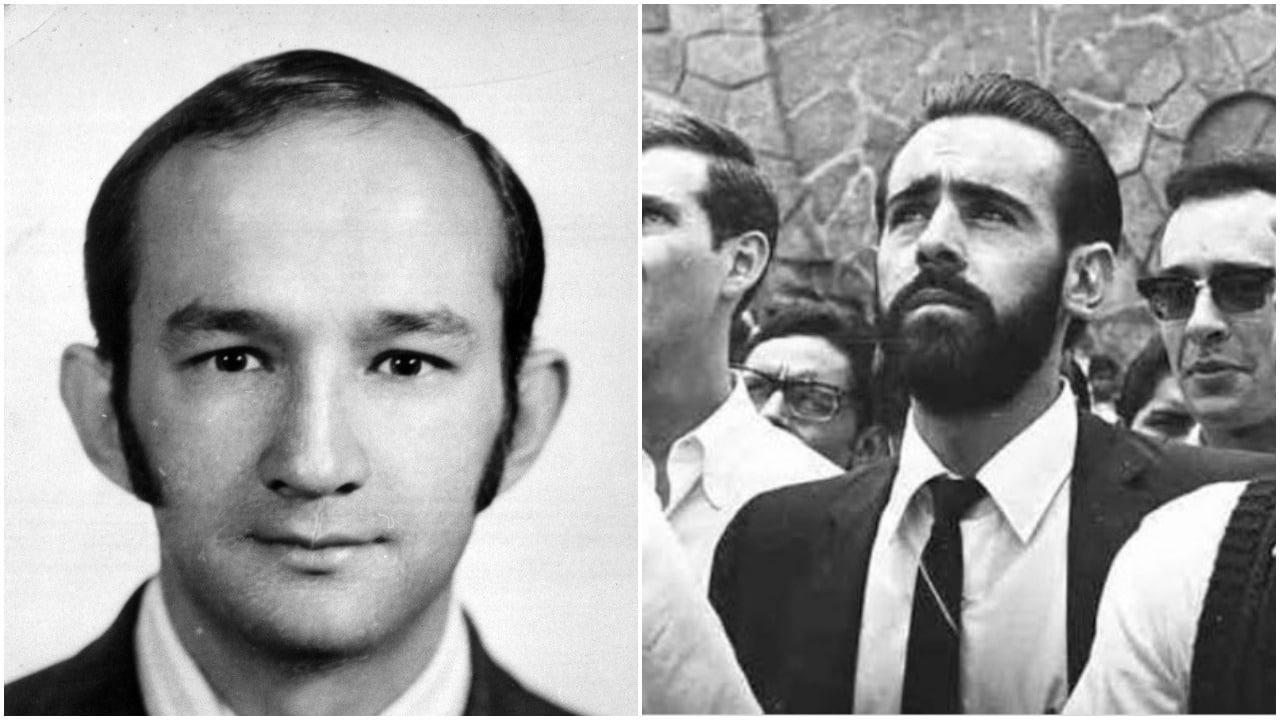 Carlos Salinas de Gortari, Diego Fernández de Cevallos, políticos jóvenes, política, viral