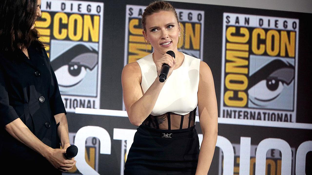 Scarlett Johansson demandó a Disney por Black Widow