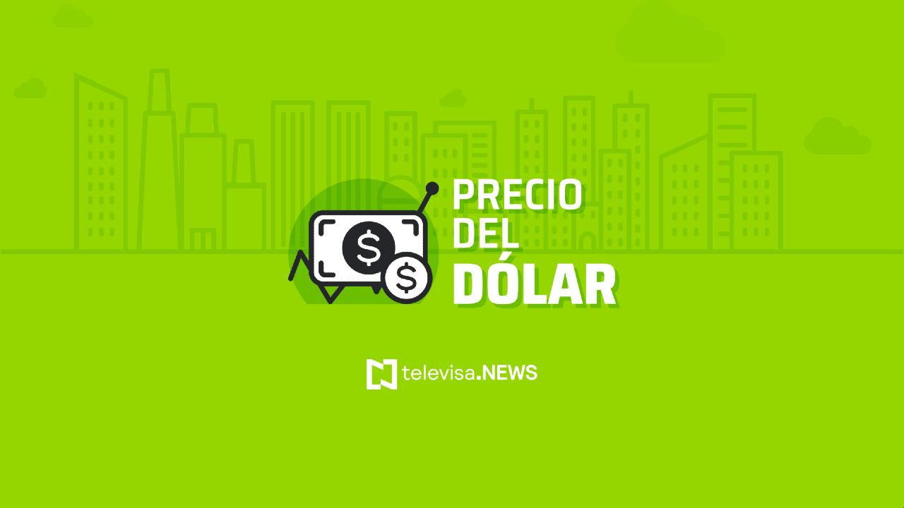 ¿Cuál es el precio del dólar hoy 15 de julio?