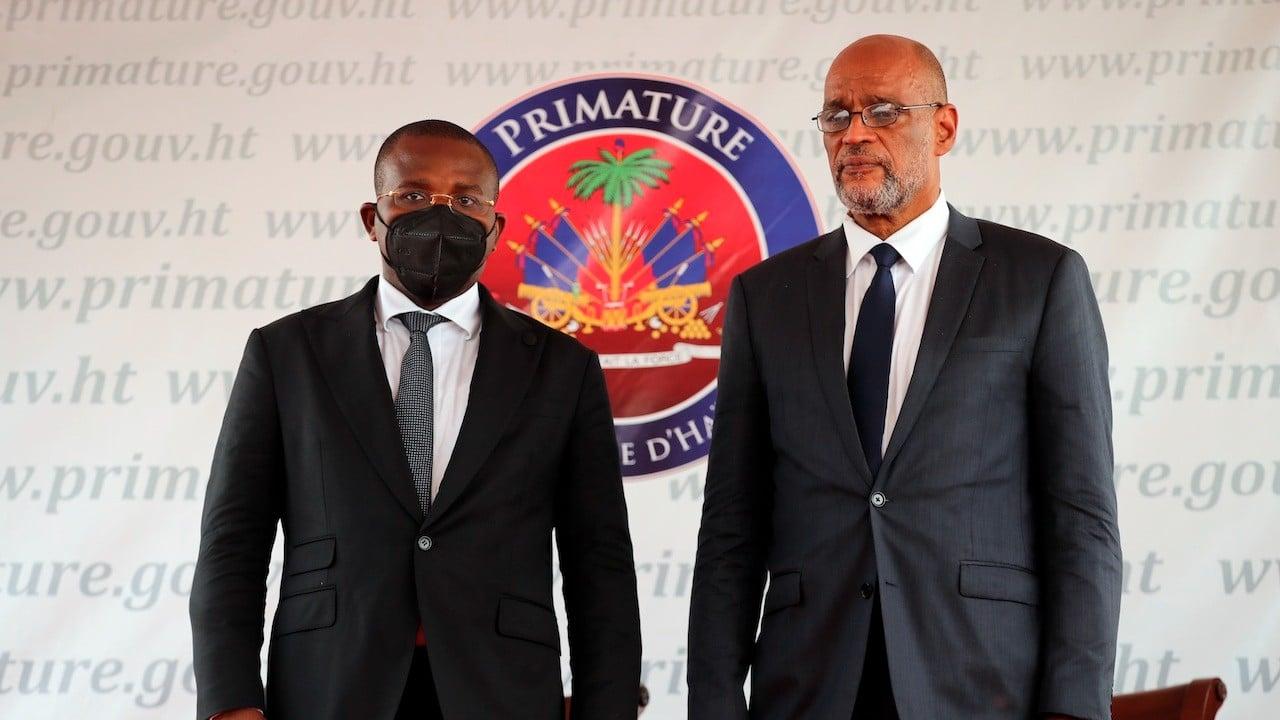 El nuevo primer ministro de Haití, Ariel Henry (EFE)