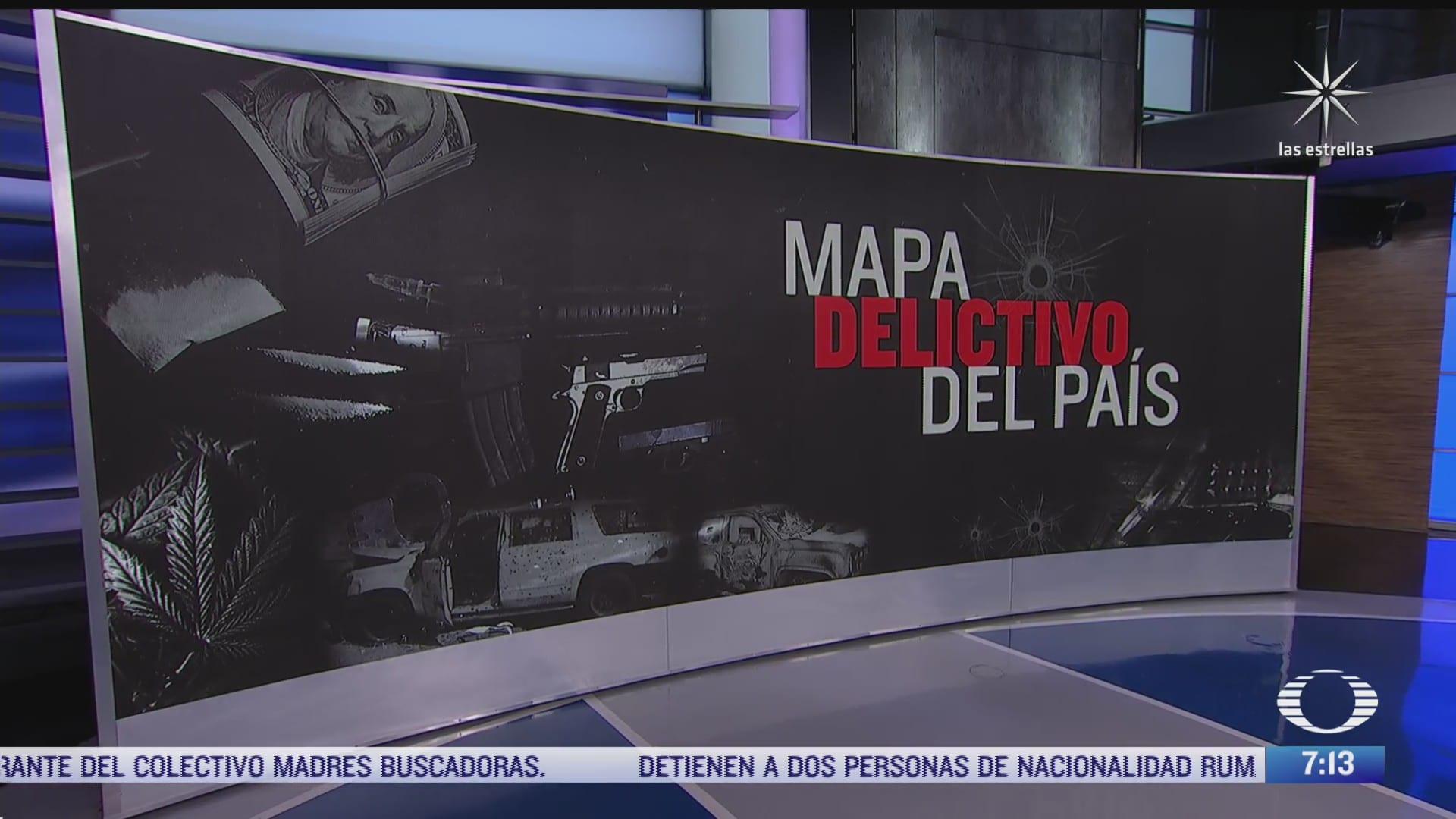 que grupos delictivos se disputan el control en mexico