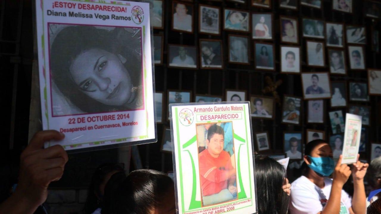 Colectivos buscarán a desaparecidos en fosas, terrenos y barrancas de Morelos