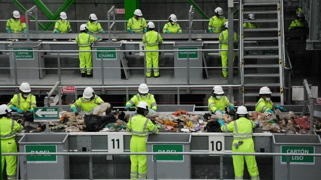 CDMX inaugura planta de reciclaje de basura más moderna de América Latina