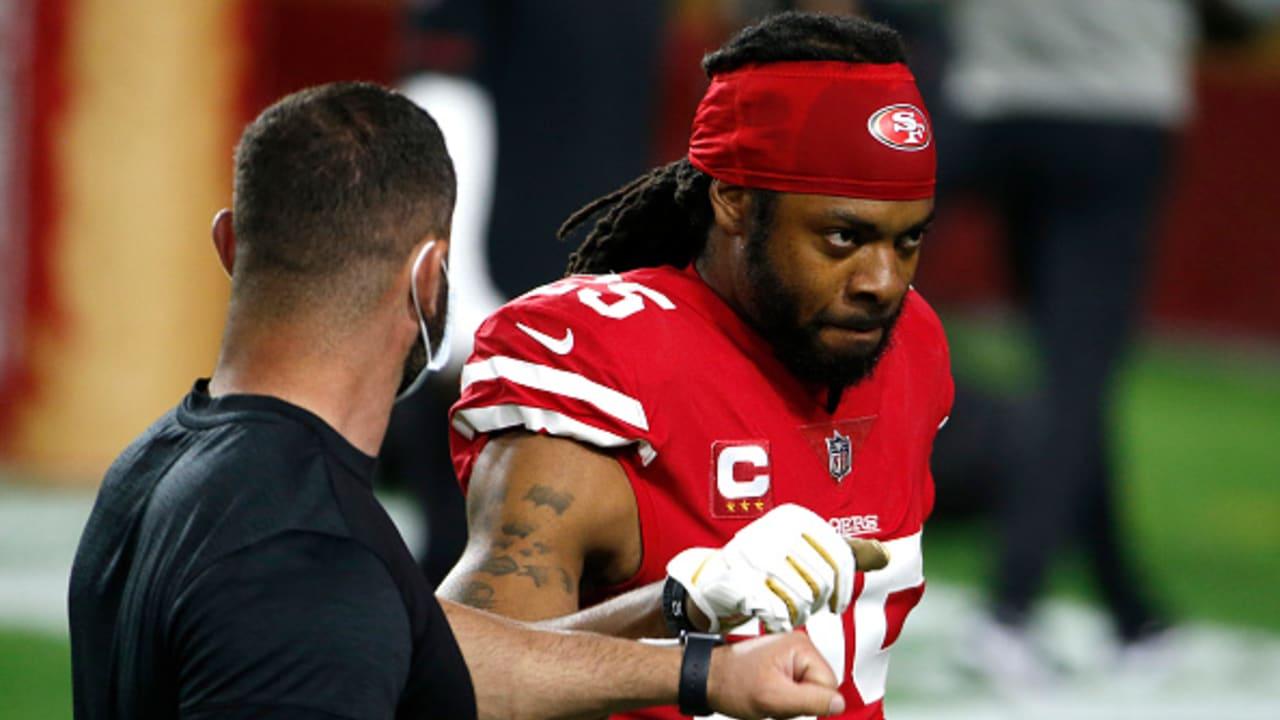 Richard Sherman, estrella de la NFL es detenido por cargos de violencia doméstica