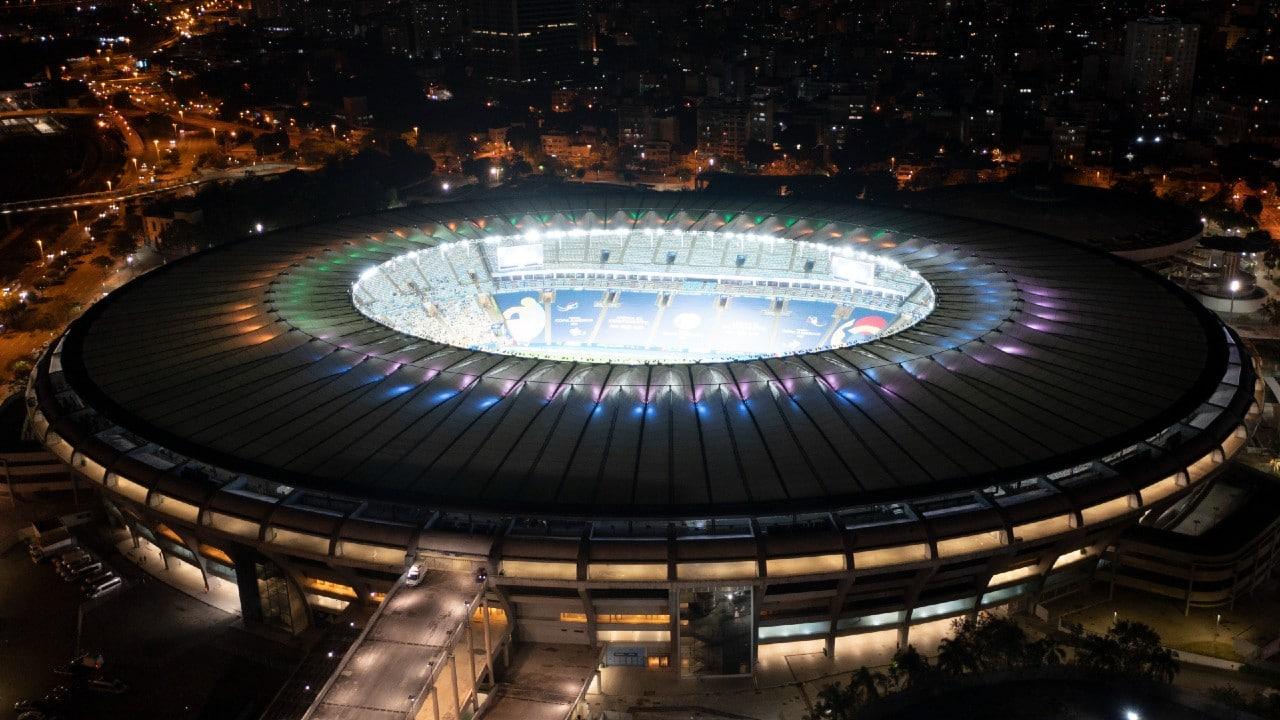 Multan a Conmebol con 10 mil dólares por aglomeraciones en el Maracaná por Copa América