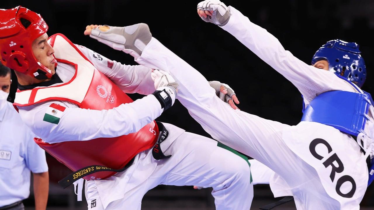 Carlos Sansores, Taekwondo, Juegos Olímpicos, Tokyo 2020