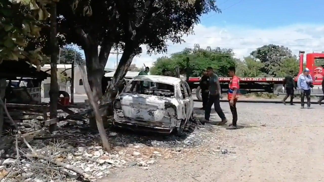 Se enfrentan grupos delincuenciales de México y Guatemala en Chiapas
