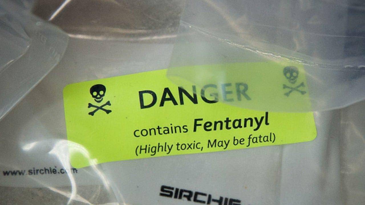 Se incrementa consumo de fentanilo en México