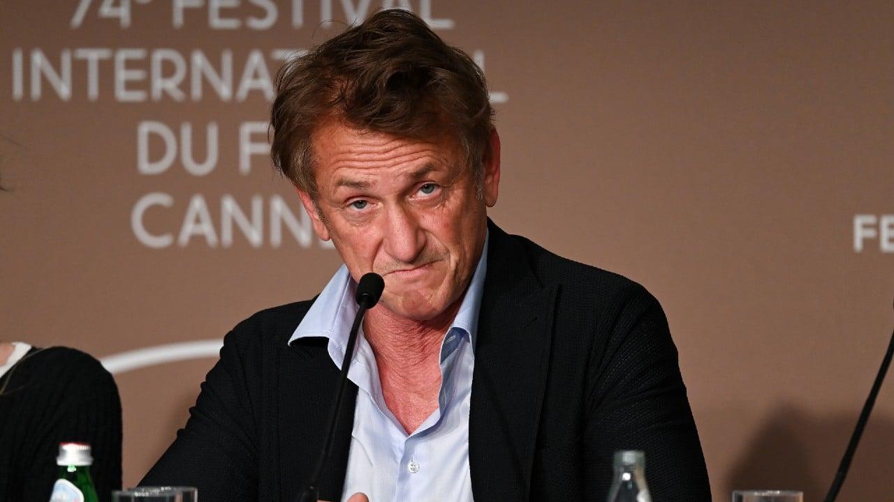 Sean Penn dice en Cannes que quiere trabajar con Alejandro González Iñárritu