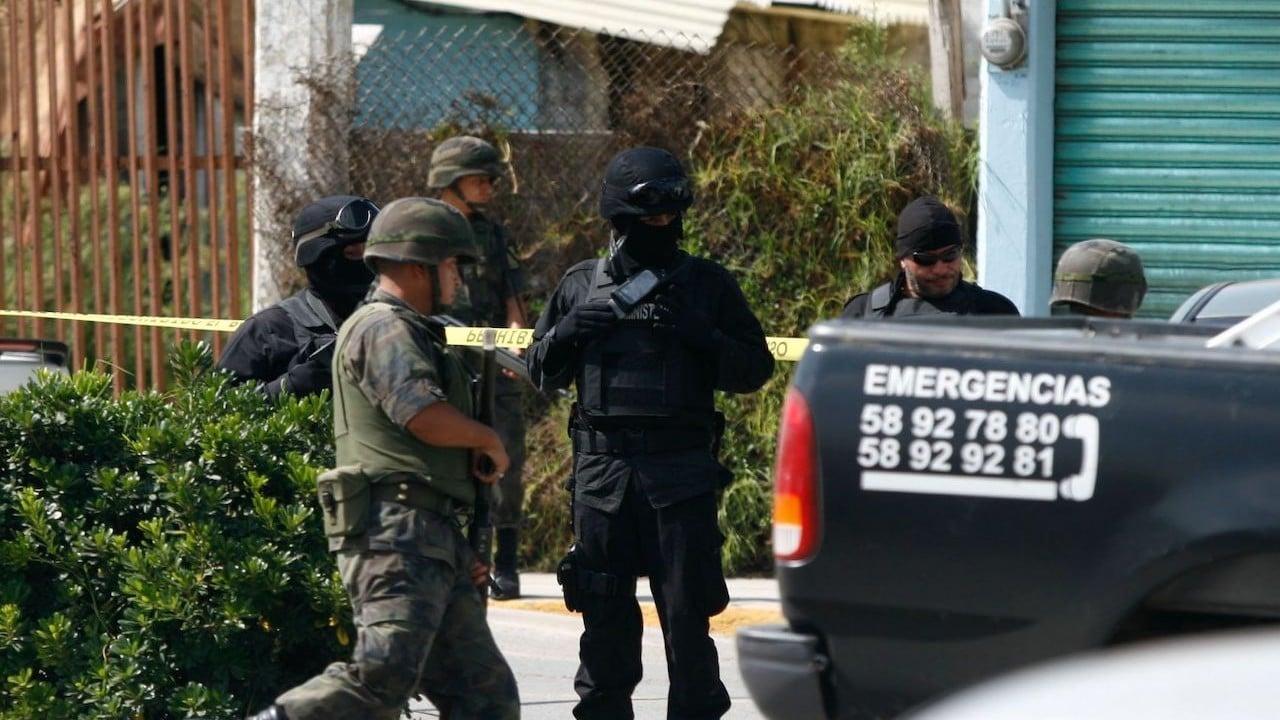 Autoridades en el Estado de México (Cuartoscuro, archivo)